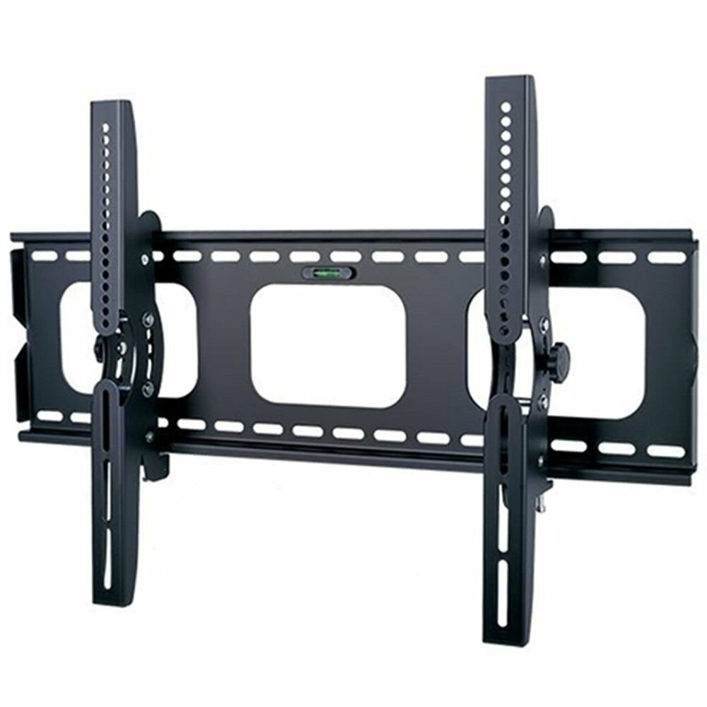 tilting tv wall mount for sony flat screen 32 37 42 46 50 55 60 65 70 75 80 85 ebay. Black Bedroom Furniture Sets. Home Design Ideas