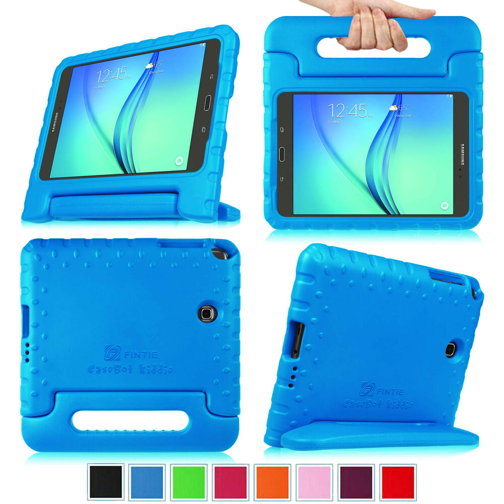 Shock proof kiddie safe case stand handle cover for for Casa amazon