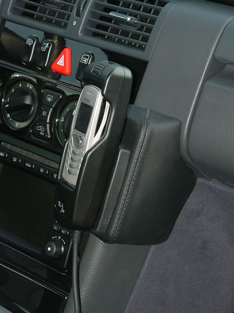 Kuda cell phone ipod iphone pda blackberry droid gps mount for Mercedes benz cell phone cradle