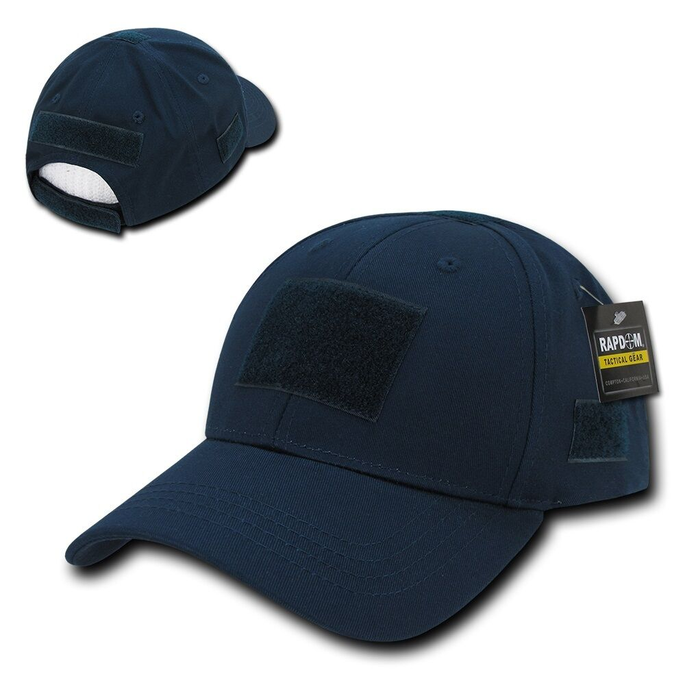 Details about Navy Blue Tactical Operator Contractor Patch Low Crown  Baseball Cap Hat 0344ad21e25