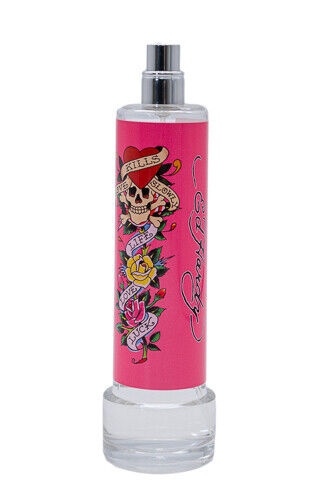 Ed Hardy Perfume For Women By Christian Audigier: Ed Hardy By Christian Audigier Perfume For Women Edp 3.4 Oz Brand New Tester