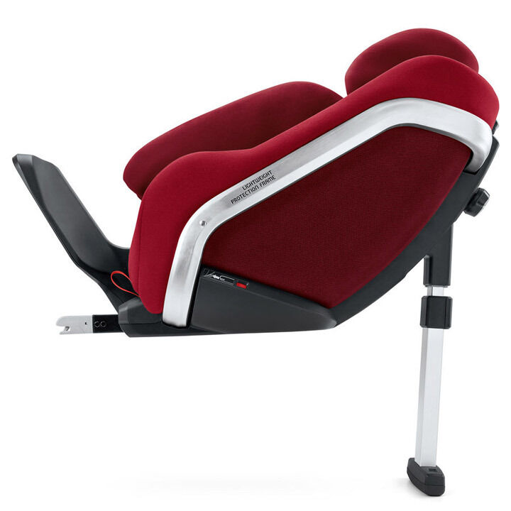 concord reverso reboarder kindersitz mit isofix ruby red. Black Bedroom Furniture Sets. Home Design Ideas