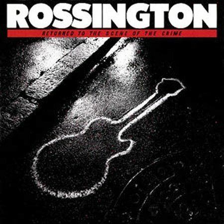 Returned to the scene of the crime by rossington cd mint wounded bird