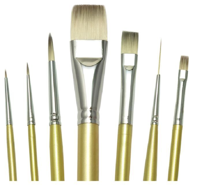 Royal Langnickel Fusion Paint Brushes