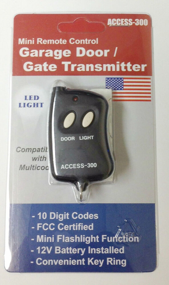 10 pin digit remote control garage gate door opener