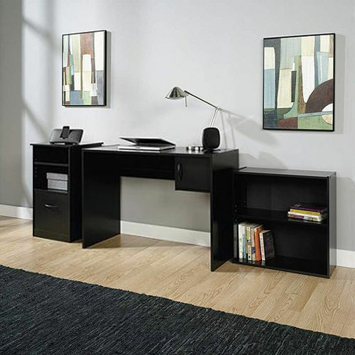 Desk Home Office Computer Furniture Wood Table Student