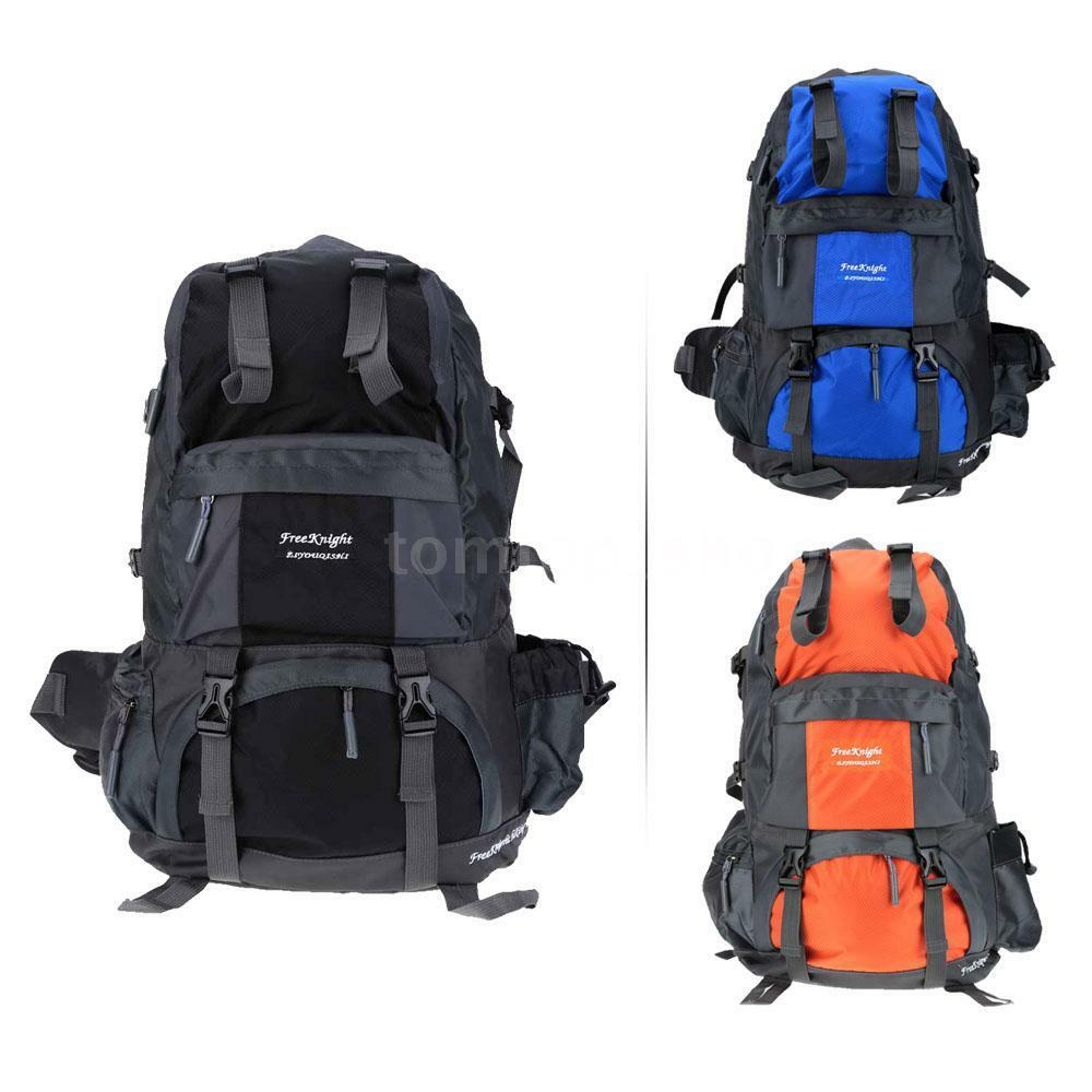 Outdoor backpack camping trekking hiking bag travel for Outdoor rucksack