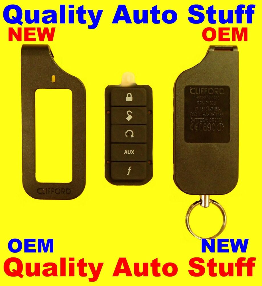 Viper Led 2 Way Security And Remote Start System further 282159221833 besides Alarm Remotes Repairs furthermore Discussion T27131 ds547488 furthermore Avery Black Chrome Wrap. on viper replacement remote