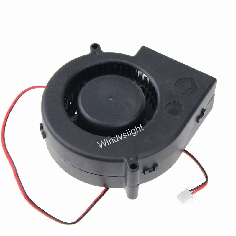 Dc Blower Fan : Dc brushless cooling blower case fan mm v pin