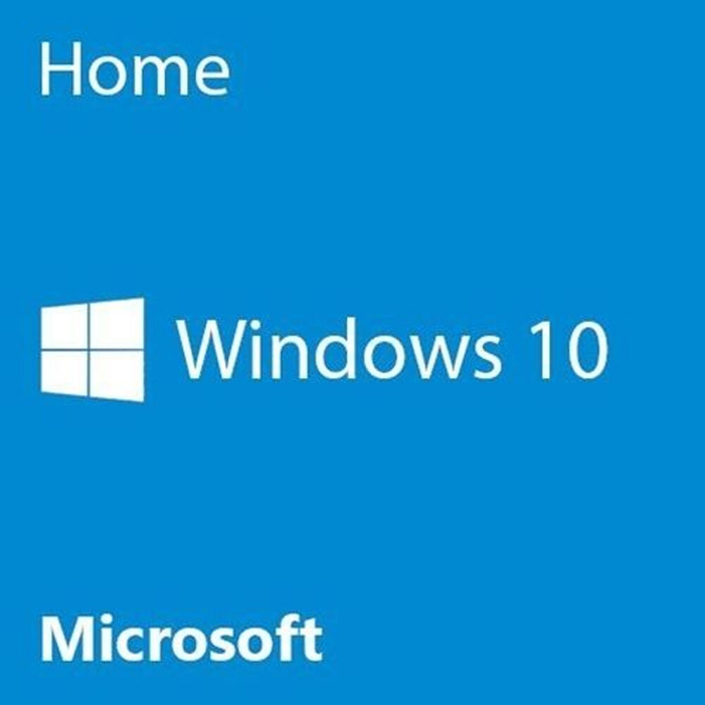 Microsoft windows 10 home 32 bit system builder oem kw9 for Microsoft win10