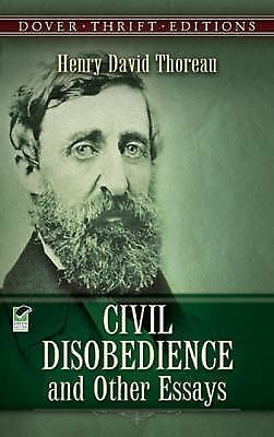 an analysis of henry david thoreaus civil disobedience The paperback of the civil disobedience by henry david thoreau at barnes & noble free shipping on $25 or more.
