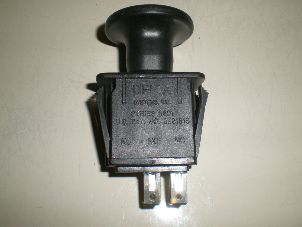 New Oem Toro Pto Switch 93