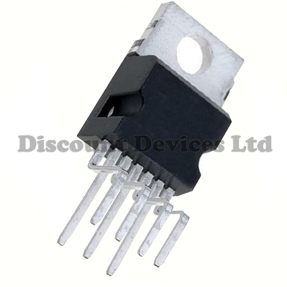 5 X Tda2003 Ic Audio Power Amplifier 7111868532947 Ebay Hifi By Electronic Projects Circuits