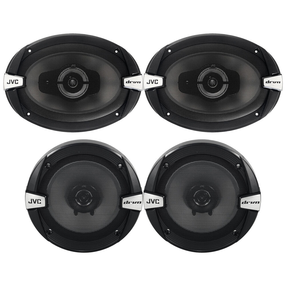 jvc 6 x9 400w 3 way coaxial 6 5 300w car audio. Black Bedroom Furniture Sets. Home Design Ideas
