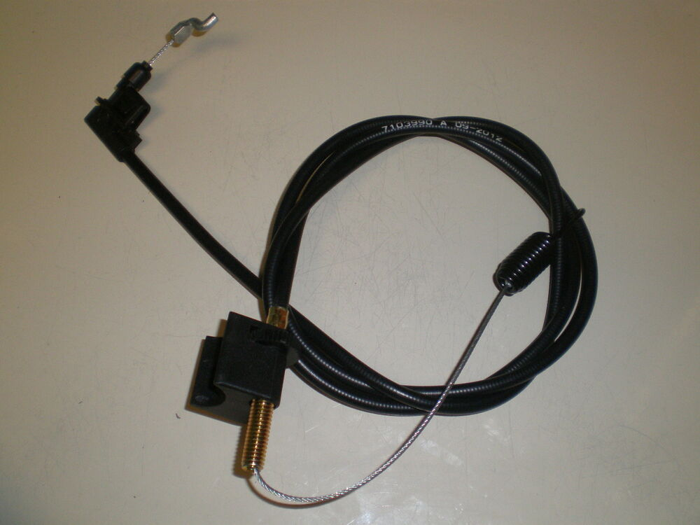 John Deere Lawnmower Variable Speed Fwd Traction Cable