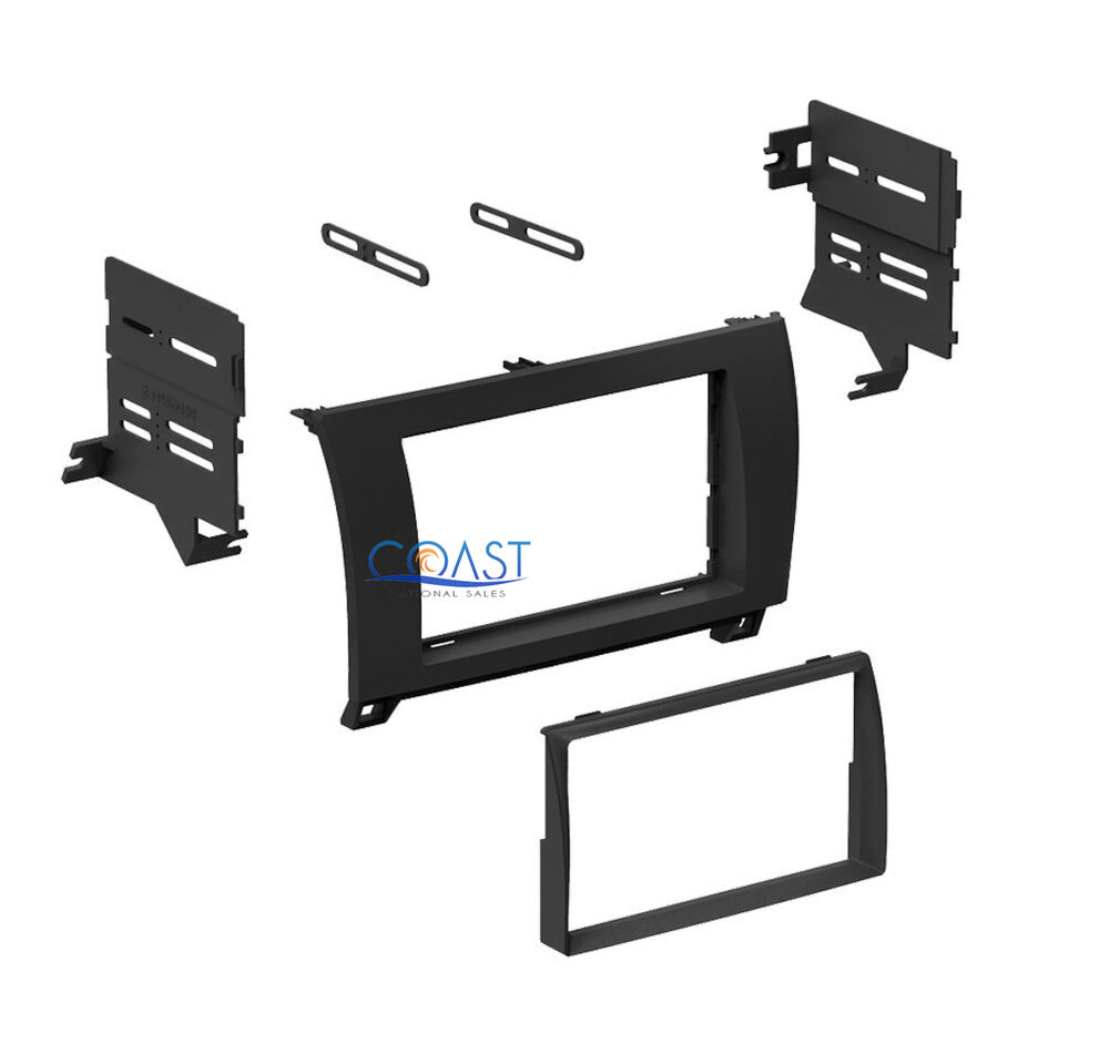 single double din installation stereo dash kit for 2007. Black Bedroom Furniture Sets. Home Design Ideas