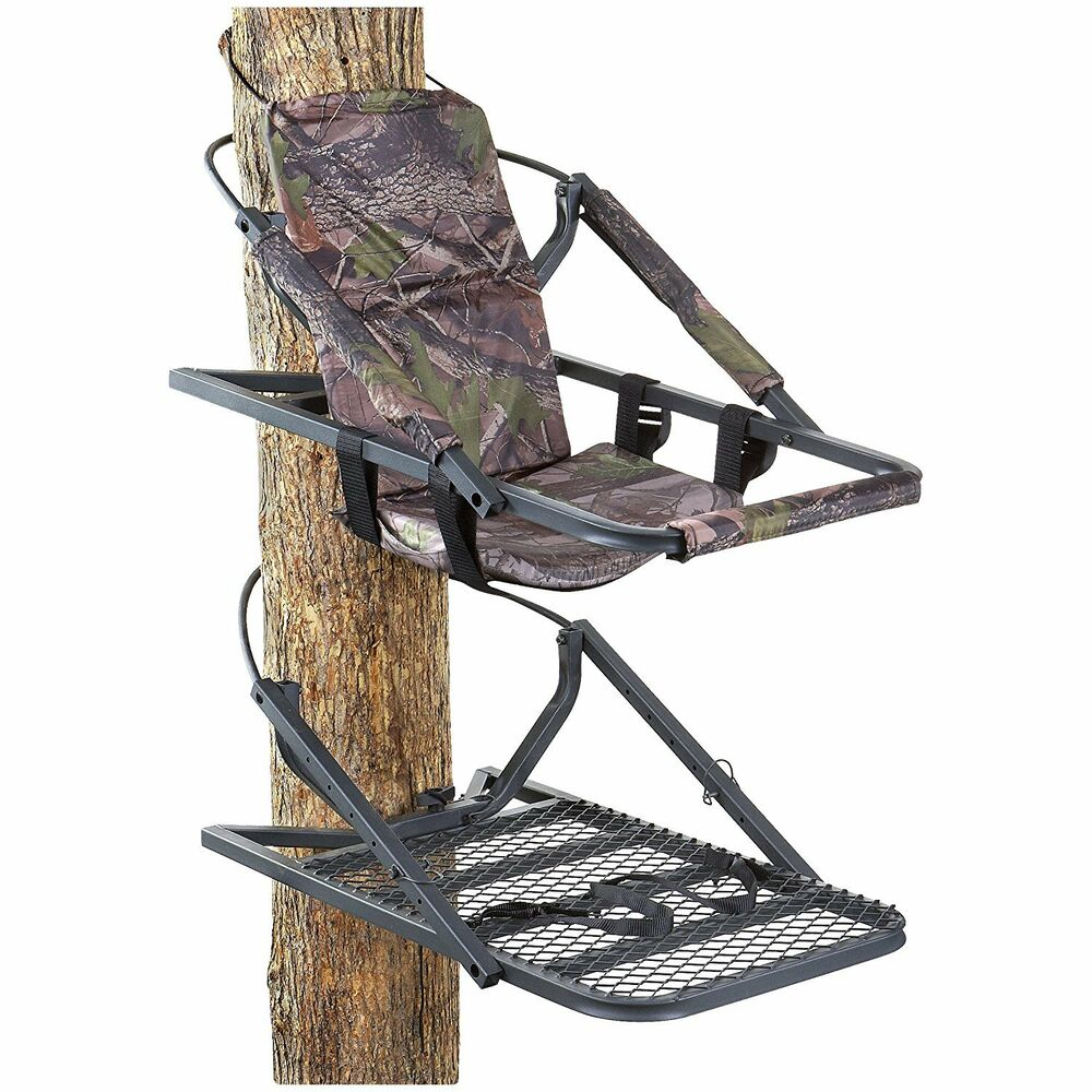 Direct Outdoors Extreme Deluxe Hunting Climbing Tree Stand