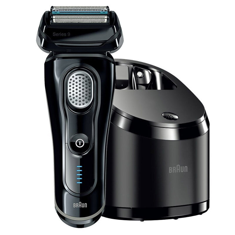 new boxed braun series 9 9050cc electric shaver ebay. Black Bedroom Furniture Sets. Home Design Ideas