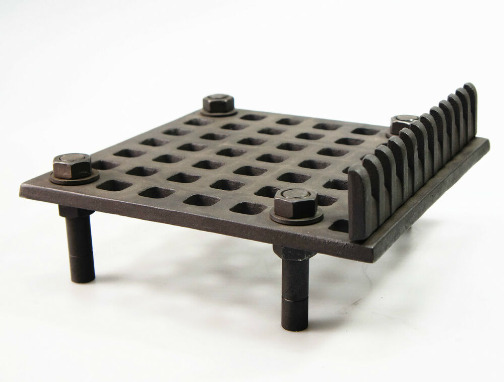 Std Size Universal Multifuel Stove Coal Grate Replacement