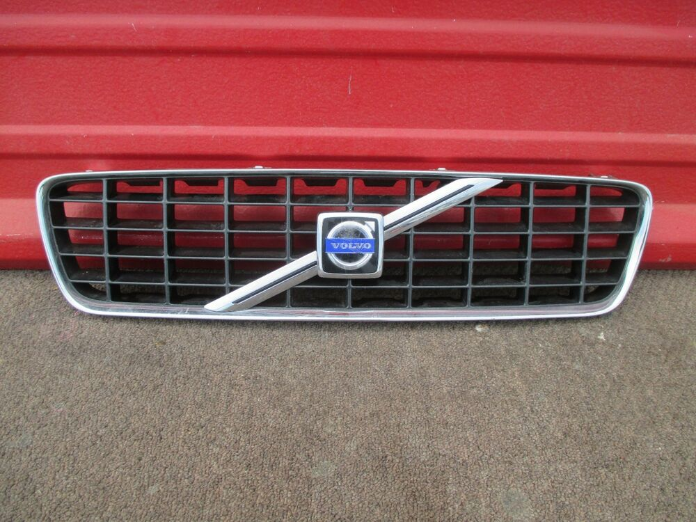 2001 2002 2003 2004 VOLVO S60 FRONT GRILLE FRONT GRILL OEM | eBay