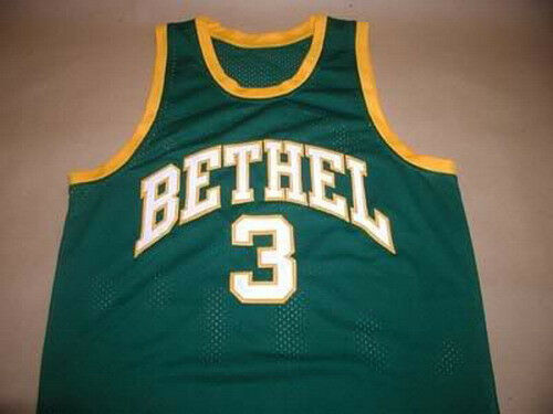 Details about ALLEN IVERSON BETHEL HIGH SCHOOL BASKETBALL JERSEY SEWN NEW  SEWN ANY SIZE 8529741df9