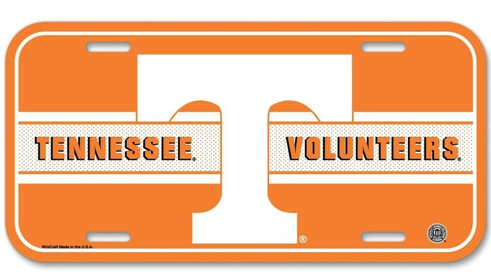 University of tennessee car tag ebay for Musictown motor cars tennessee