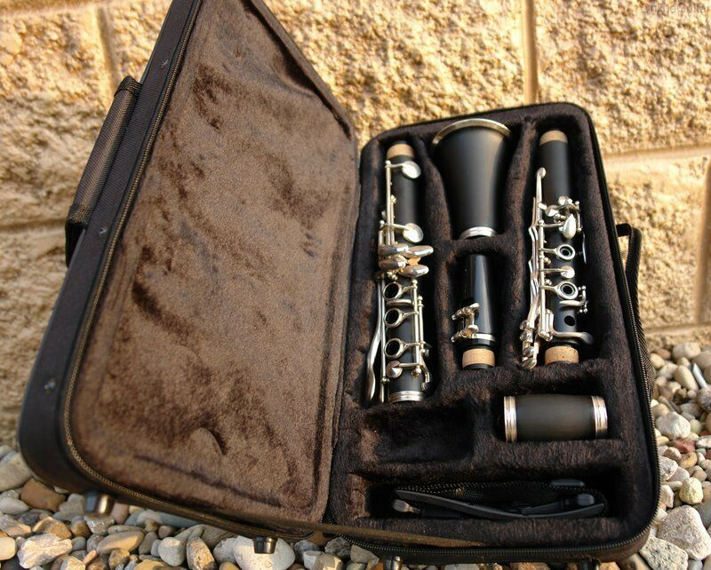 2016 bb clarinet w case yamaha kit electronic tuner ebay for Yamaha beginner clarinet