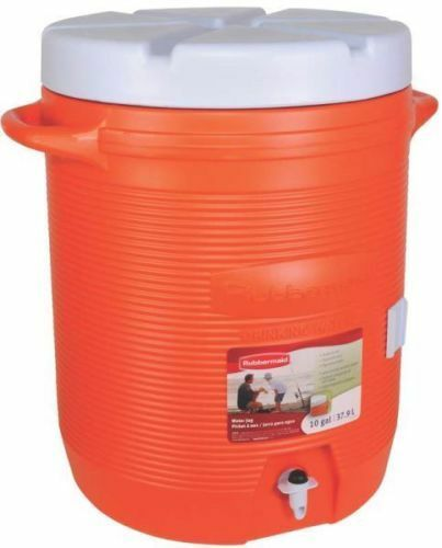 15 Gallon Cooler : New rubbermaid large gallon commercial