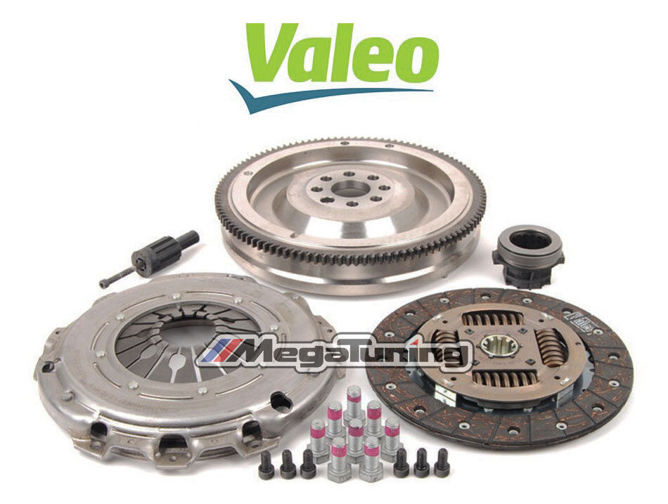 Valeo Hd Clutch Kit Flywheel Set Bmw E46 323i 323ci 325i