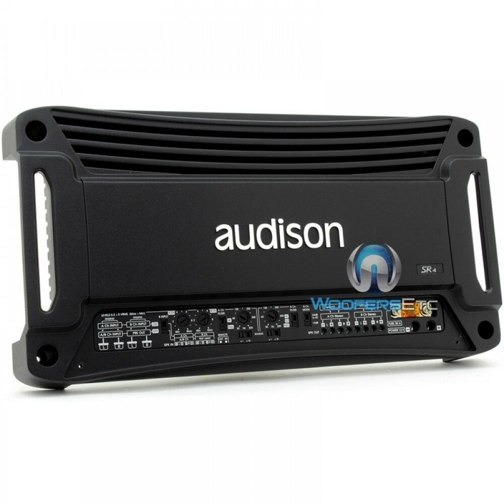 Small Car Amps W