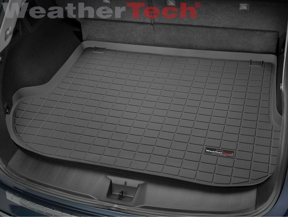 weathertech cargo liner trunk mat for nissan murano 2015. Black Bedroom Furniture Sets. Home Design Ideas