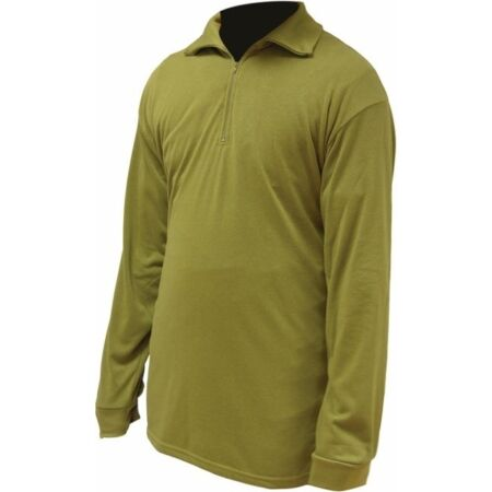 img-British Norwegian Military Army Style Field Shirt Cold Weather Norgie Norgy Top