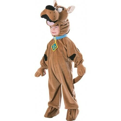 Boys deluxe scooby doo book day fancy dress costume outfit ebay