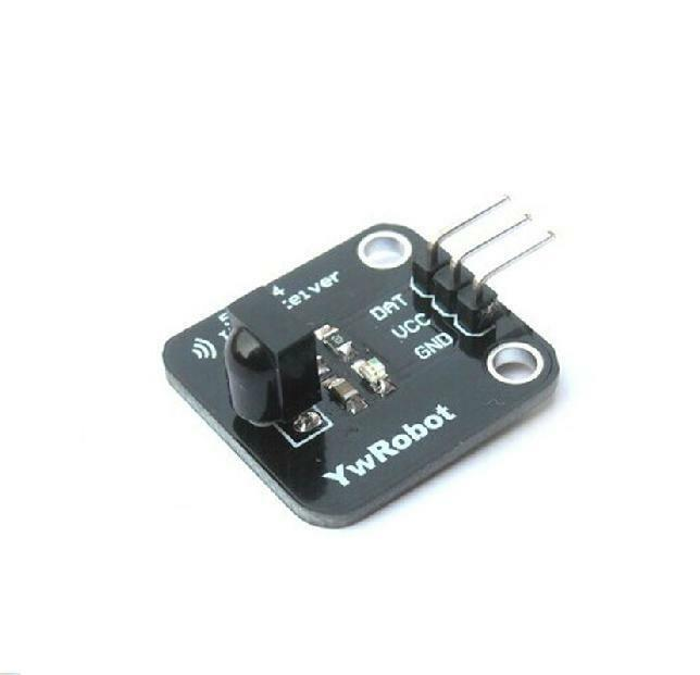 2pcs Digital 38KHz IR Receiver For Arduino Compatible NEW | eBay