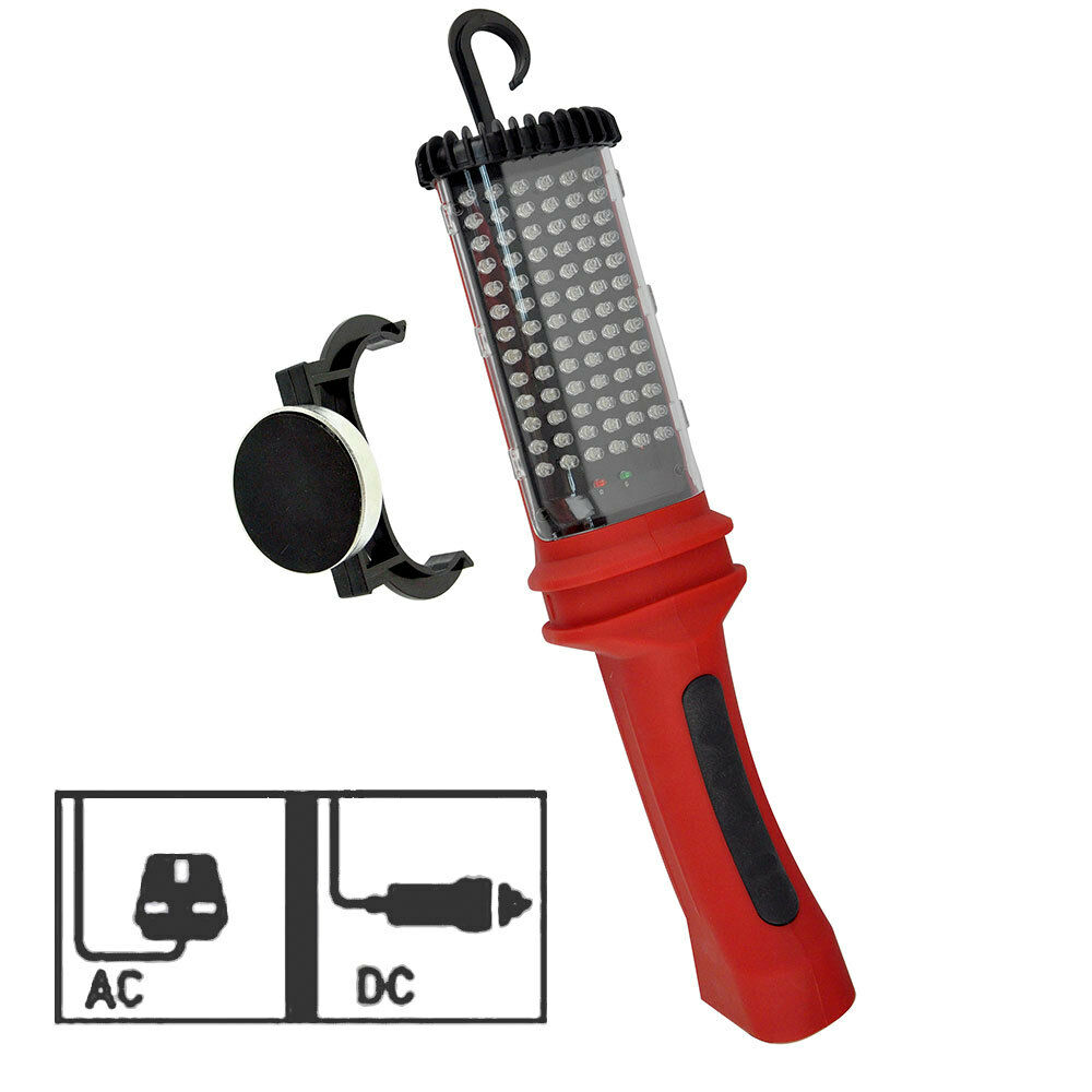 26 Led Rechargeable Cordless Worklight Garage Inspection: 78 LED Rechargeable Cordless Work Light Magnetic