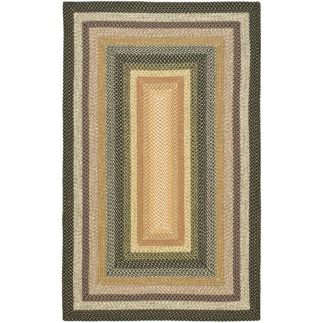 Safavieh Hand woven Indoor Outdoor Reversible Multicolor