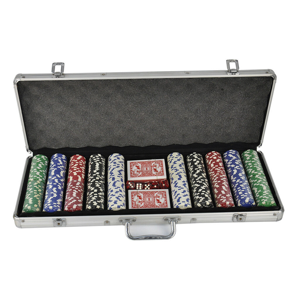Claysmith Gaming The Mint Poker Chip Set