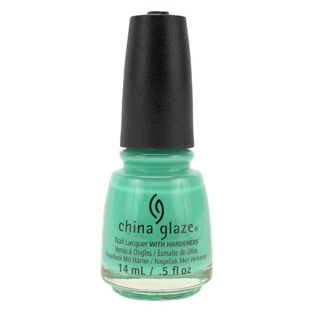 China Glaze Clay Lacquer Salon Nail Polish TOO YACHT TO