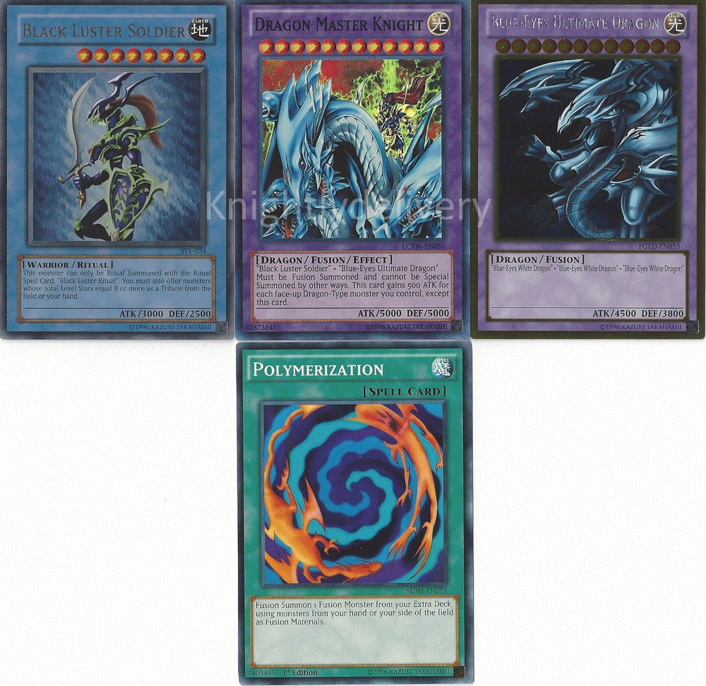Yugioh blue eyes ultimate dragon toy