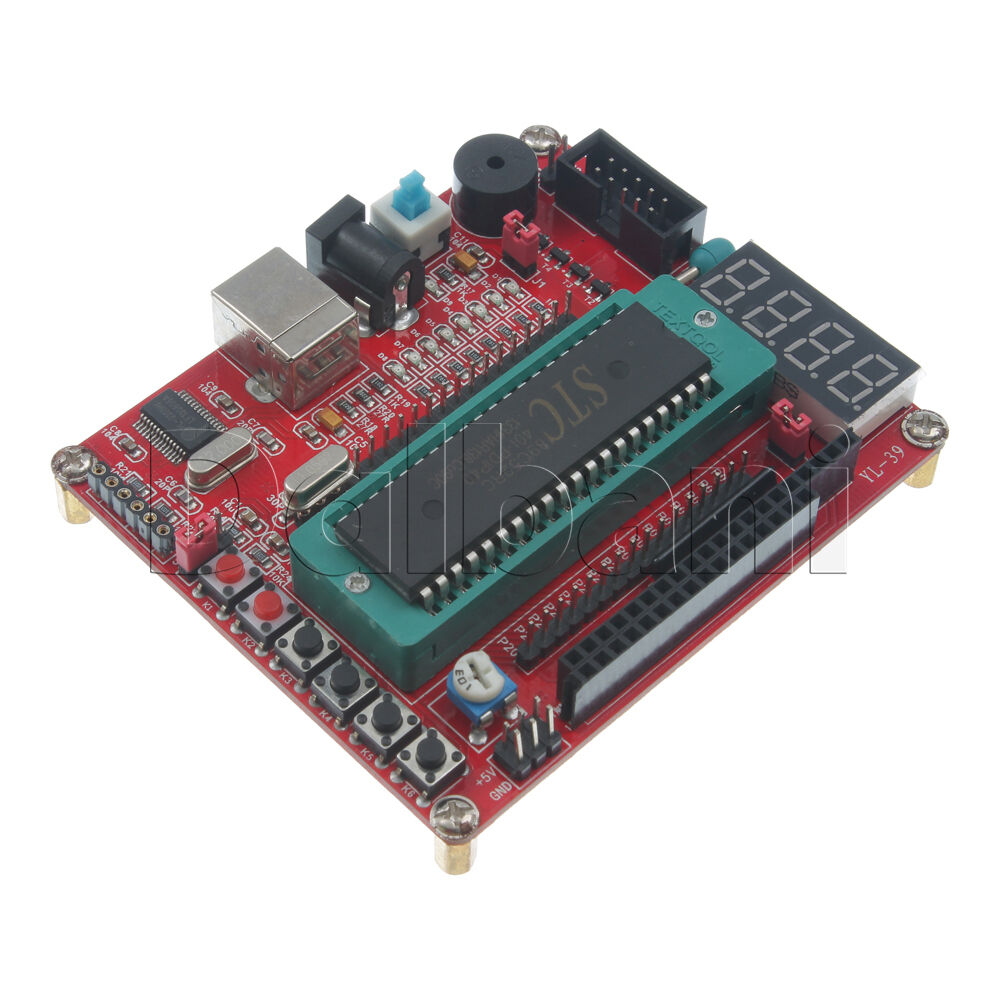 Avr mcu microcontroller development board for arduino