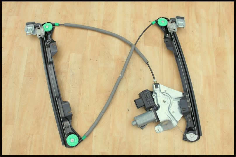 Window mechanism regulator front right jaguar s type for 2001 jaguar s type window regulator