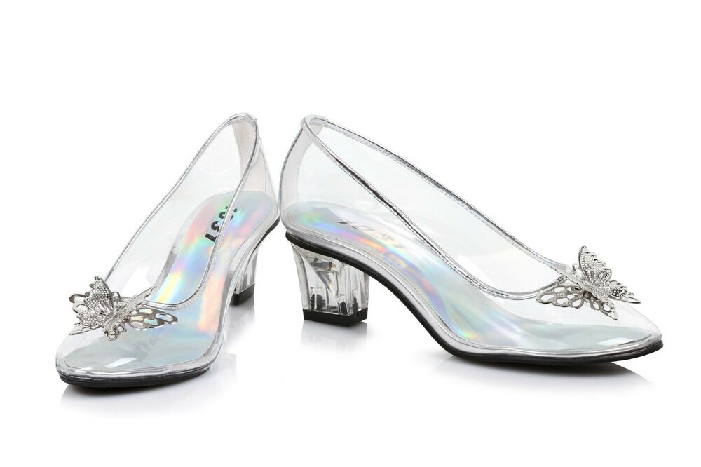 Womens Cinderella Light Up Shoes