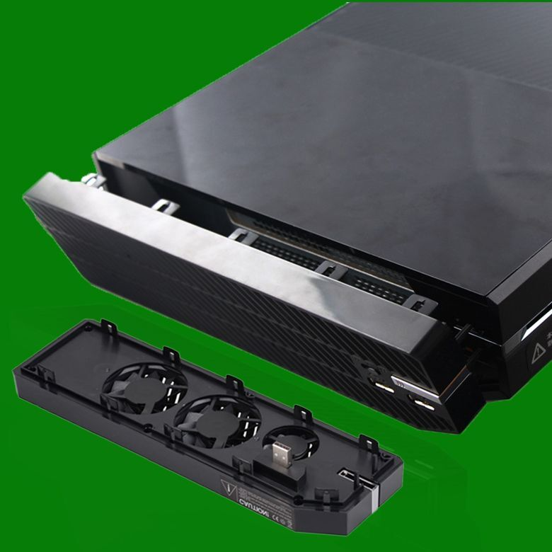 Cooling Fan For Microsoft Xbox One Console External Cooler
