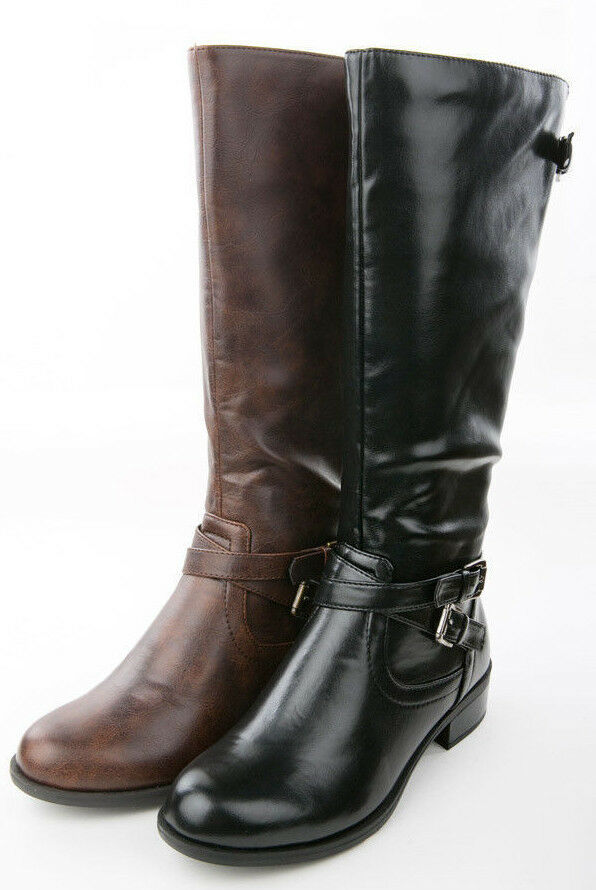 Perfect Image Name Nine West Women39s Shoes Trinity Flat Riding Boot  Photo