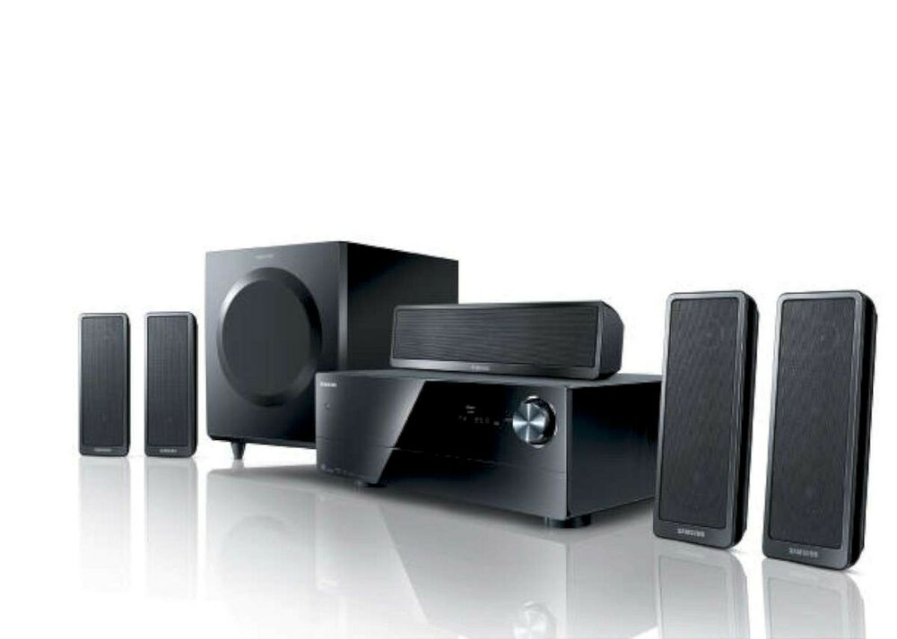 samsung ht as730st 650w 5 1 ch home theater system black. Black Bedroom Furniture Sets. Home Design Ideas