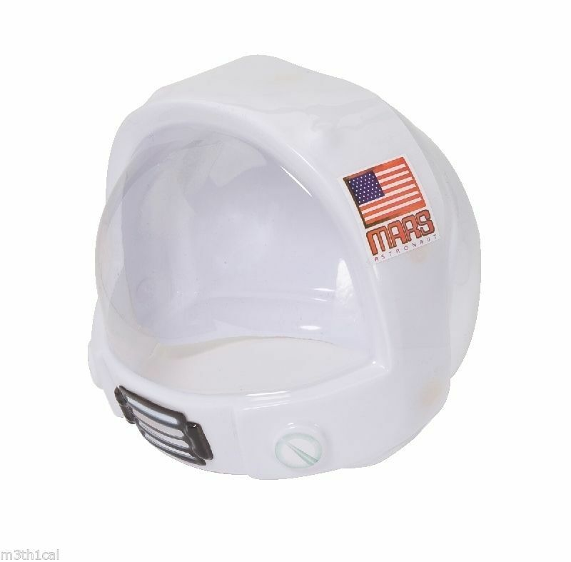 Child Toy Space Helmet Nasa Astronaut Hat Mask Plastic ...