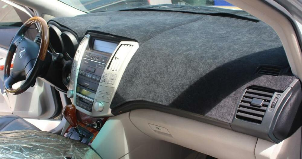 Details About Fits Hyundai Tiburon 2003 2008 Brushed Suede Dash Board Cover Mat Black