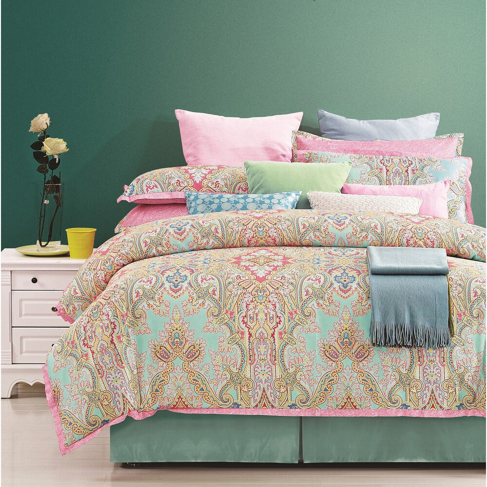 EverRouge Palace 8-piece Cotton Comforter Set | eBay