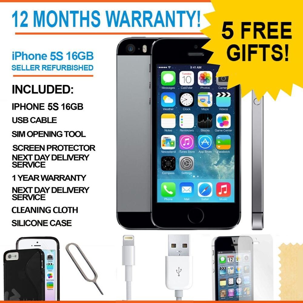 iphone 5s for free apple iphone 5s 16 gb space grey sim free unlocked 14797