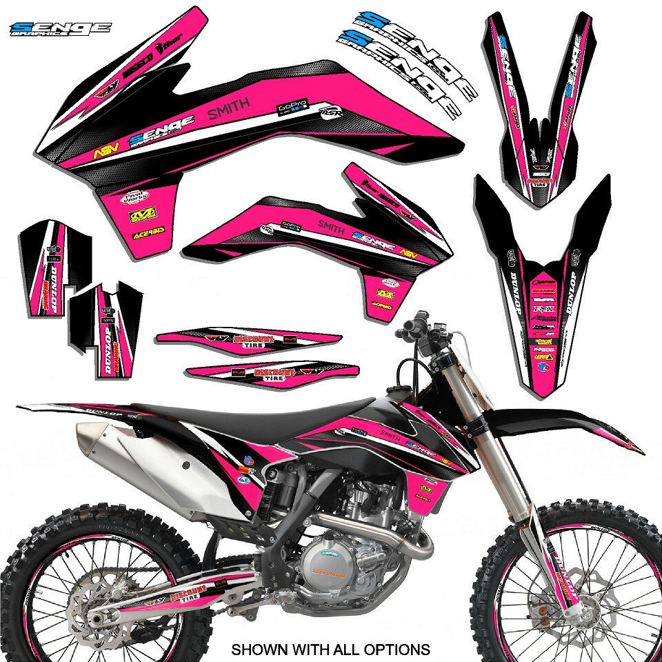 2016 2017 sx 65 graphics kit ktm sx65 65sx deco decals for Sticker deco